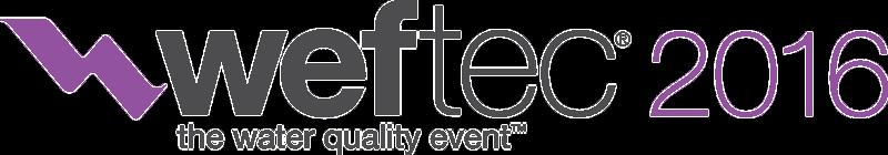 WEFTEC 2016