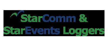 StarComm & StarEvents Loggers